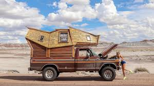 Tiny Cabin Built On 1979 Pickup Truck Becomes Ultimate Home On ... Mini Truckin Magazine At Truck Trend Network Rome The Second Time The Tiny Trucks Of Camper By Smart House Home Ideas Pinterest So Were Posting Tiny Trucks Now Here Is Mine Workrod Ep9 Aka Terror Kei Gasser Youtube Mini Makes A Pickup Lamoka Ledger Lansey Brothers Blog Car In Italy Parked On Side Of A Road Frontal Ice Cream In Amusement Park With Bulldozer Gypsystyle On Wheels Dodge Ram 3500 This Food Truck Was So Cute Im Not Sure If It Can S Flickr
