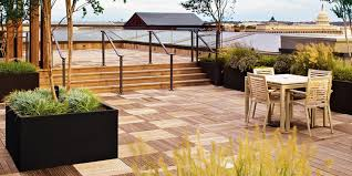 Bison Deck Supports Denver Co by Hardscape Products Green Roof Solutions