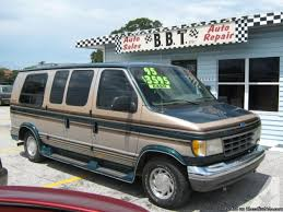 Ford Conversion Van For Sale In Florida Classifieds Buy And Sell