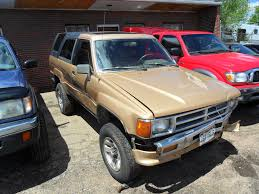 New Arrivals At Jim's Used Toyota Truck Parts: 1989 Toyota 4Runner 4x4 Truck Picture Post Page 148 Toyota Nation Forum Car 4runner Largest View Single T100 Photos Informations Articles Bestcarmagcom 1989 Dlx Xtracab Pickup Truck Item Da2544 Sold M Pickup For Sale Classiccarscom Cc1075297 Toyota Model Names Bestwtrucksnet Toyota Truck 4x4 Regular Cab Stored Body 2 Plowsite Best Older Trucks For 89 Additionally Cars Models With Db9480 July 5 Vehicl 20 Years Of The Tacoma And Beyond A Look Through