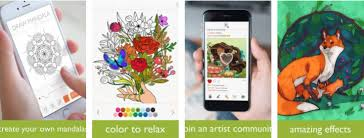 Download Colorfy Coloring Book For Adults Full APK Free
