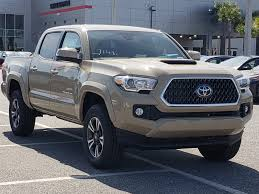 100 Truck Accessories Orlando New 2019 Toyota Tacoma TRD Sport Double Cab In 9710141