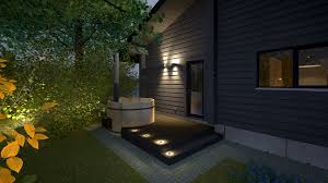 14 Lighting Ideas For The Perfectly Bright Backyard - Miller Hobbs ... Outdoor String Lighting Backyard And Birthday Decoration Ideas Best 25 Lighting Ideas On Pinterest Patio Lights Quanta Diy For Umbrella Mini Pergola Design Fabulous Floor Solar Light Strings For 75 Brilliant Landscape 2017 Famifriendly Retreat Bob Hursthouse Hgtv 27 And Designs Photo With Astounding Garden Design With Home Decor Wonderful Party