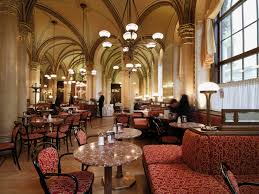 cafe central wiener kaffehaus in der herrengasse