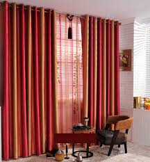 Yellow And White Striped Curtains by Striped Gold Comfortable Touching Energy Saving Curtains Buy Gold