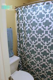 Kohls Tension Curtain Rods by Double Tension Curtain Rods With White Shower Curtains Shower