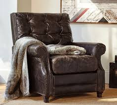 Patterson Leather Armchair
