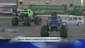 100 Monster Trucks Nashville BIGFOOT Claims Sixth Straight Monster Truck Win At Bristol