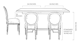How To Pick The Right Dining Chair Size And Style | How To Decorate Padded Folding Chair White Officeworks Lifetime Plastic Seat Metal Frame Outdoor Safe Untitled Shower 650m Seats Adjustable Brackets And Sports Pnic Time Family Of Brands Sandusky Carolina Maren Guestmulti Use Product Luxury Cover For Bridal Sweet 16 Birthday Etsy Enamour American Standard Sonoma Height View Larger Office Desk Cm Table Height Ozark Trail Umbrella Assortment Walmartcom