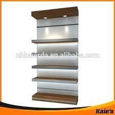 Wall Mounted Display New Hot Clothes Rack Shelf