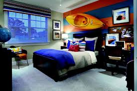 What An Interesting Idea For Adventurous Young Mans Bedroom By Mattamy Carolinas