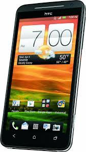 Amazon HTC EVO LTE Black 16GB Sprint Cell Phones