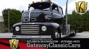 100 Ramp Truck Car Hauler 1948 Ford F6 Gateway Classic S Of Atlanta Stock