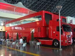 100 Ferrari Truck Raised Semi Trailer SEMI TRUCKS FORD GMC CHEVY