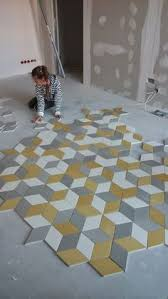 Trikeenan Basics Tile In Outer Galaxy by Mixed Sunset Hex