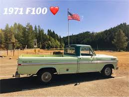 1971 Ford F100 For Sale | ClassicCars.com | CC-1164166 71 Ford F100 Trucks Pinterest Trucks And 1971 Ranger Xlt Classic For Sale Review Pickup Truck Ipmsusa Reviews First Start Drive Youtube W429 Walkaround A F250 Hiding 1997 Secrets Franketeins Monster Hot Ford 291px Image 4 977 Tpa V8 Small Block 390 Cid 3 Speed Manual Enthusiasts Forums 2wd Regular Cab Near Lewisville North Sale Classiccarscom Cc1121731