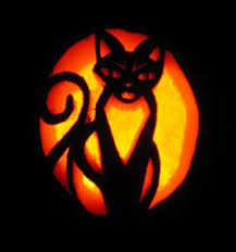 Drilled Jack O Lantern Patterns by Pumpkin Jack Lanterns Cats Cats Do It Yourself Tagged Cats
