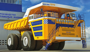 The World's Largest Mining Dump Trucks ~ Mining Engineer's World