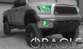 Halo Bed Rail by Oracle Pre Assembled Halo Lights Toyota Tundra 4wheelonline Com
