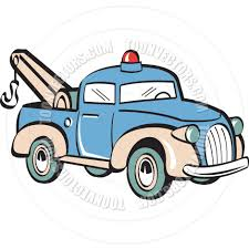 100 Tow Truck Vector Tow Truck Clip Art Cartoon Illustration By Clip