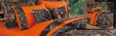 Camouflage Bedding Queen by Oak Camo Lodge Bedding Collection