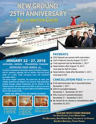 Carnival Fantasy Riviera Deck Plan by New Ground