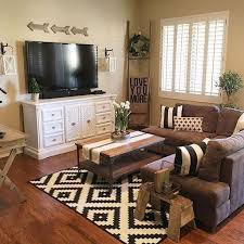 Rustic Farmhouse Living Room Decor Ideas 54