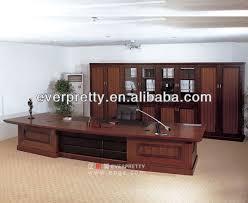 luxe moderne bureau exécutif table photos buy product on alibaba