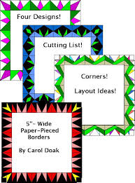 Image Gallery For Easy Borders Designs Charts