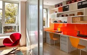 das kleine home office modern und gemütlich einrichten