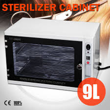 Uv Sterilizer Cabinet Uk by 9l Uv Tool Cabinet Sterilizer Disinfection Beauty Tattoo Nail