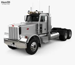 Peterbilt 378 Tractor Truck 2006 3D Model - Vehicles On Hum3D
