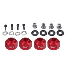 100 Traxxas Trucks For Sale 1 Set 8mm9mm Widen Adapter Widening Kit For 110 Rc Car Traxxas Trx