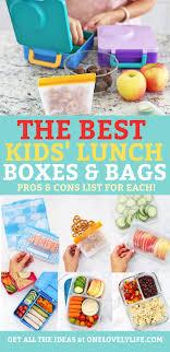 School Lunch Packing Gear