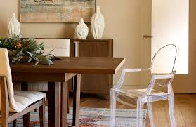 Designing With Acrylic / Lucite Dining Chairs - Inspiration ...
