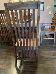 stühle esszimmer 6 massivholz stühle neuwertig samsara