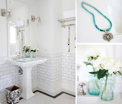 white subway tile shower gray grout amazing tile