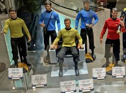 Star Trek Captains Chair by Qmx Unveils New Star Trek Tng And U0027beyond U0027 1 6 Figures More