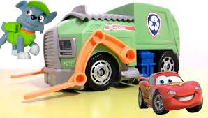 PAW PATROL L Rocky Changes The Garbage Truck To An Ordinary Car ... Bruder Roadmax Garbage Truck Toys In Israel Malkys Toy Store Melissa And Doug Wooden Cstruction Site Vehicles Set Traditional 11 Cool Garbage Truck For Kids Shop Tagged Little Funky Monkey Amazoncom Stack And Count Forklift Play 13 Pcs Free Pictures Of Trucks Download Clip Art Cars Moco Animal Rescue Shapesorting Dump Walmartcom Tonka Mighty Motorised Online Australia Videos Children Recycling Buy