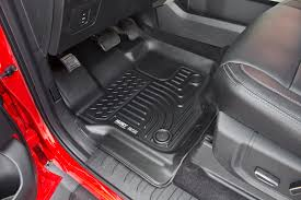 2015-2018 F150 SuperCrew & SuperCab Husky WeatherBeater® Front Floor ... Best Ford Floor Mats For Trucks Amazoncom Ford F 150 Rubber Floor Mats Johnhaleyiiicom Oem 4pc Fit Carpeted With Available Logos 2015 Mustang Rezawplast 200103 Buy Rubber Seat Volkswagen Motune Scc Performance Armor All Black Full Coverage Truck Mat78990 The Trunk Mat Set Running Pony F150 092014 Husky Liners Front Xact Contour Ford Elite Floor Mat Shop Your Way Online Shopping Earn Points 15 Charmant Plasticolor Ideas Blog Fresh 2007 Ignite Show Weathertech Digalfit Free Shipping Low Price