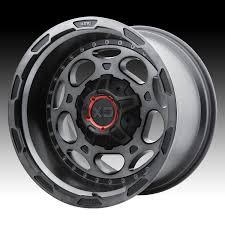 100 Xd Truck Wheels KMC XD Series XD837 Demodog Machined Black GT Custom Rims