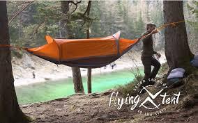 si e hamac flying tent le hamac qui est aussi une tente et un pancho golem13