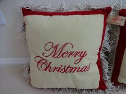 Pillows : Merry Jingle Lumbar Pillow | Pottery Barn With Christmas ... Pottery Barn Slate Blue Throw Pillows Miscellaneous From Alex S On And Throws Clearance Sale Tips Ideas Pillow Catstudio Target Seasonal Pillows For A Fraction Of The Price Thrifty Decor Chick Living Room Charcoalgreypillows Thumb Decorative For Christmas Would Love To Have All These On V Side Master Bedroom Makeover Breakdown Dont Disturb This Groove Simple Holiday Decorating Daybeds Wonderful Daybed Cover Sets Mattress Budget Archives Page 2 3 The Happy Housie Hammers And High Heels My Easy Yearround Update Summer
