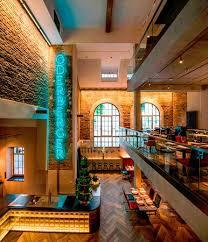 moderne deutsche küche serviert auf 3 etagen mit 15 meter