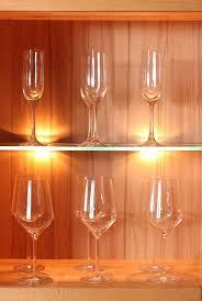 massivholz hängeschrank kernbuche geölt 100x78 8x42 wohnzimmer casera vitrine küchenschrank mit glas