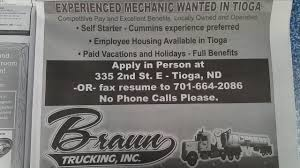 Jobs Apartments And Housing 5/13/17 - YouTube The Williston Trader By Review Issuu Flatbed Company Driver Jobs Paid To Train Advance Heavy Haul Bismarckmdan Bakken Jobs On The Rise Bismarck Montana State Fund Presents Check Trust T Trucking Community Best Job In North Dakota Oil Patch Cities See Population Declines News Truck Labor Shortage Just One Issue Facing Wkforce Oilfields No Place For A Woman Cdl Job Mile High Employment Apartments And Housing 51317 Youtube Driving In Nd Image Kusaboshicom Near Find