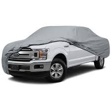 100 Long Bed Truck Amazoncom 5 Layer Pickup Car Cover For Titan Extended King