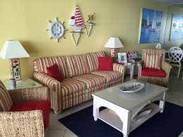 Nautical Living Room Furniture by Large Balcony Overlooking Gulf Of Mexico Vrbo
