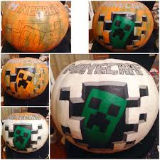 Minecraft Pumpkin Template Free by Found This Guy Outside My House This Morning Minecraft