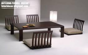 Japanese Dining Room Decoration Images